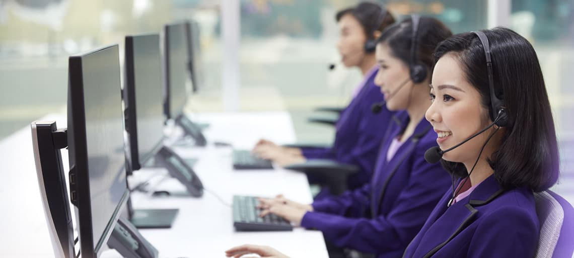 Daily personal secretary service, 24 hours a day